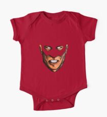 A Hero's Mask One Piece - Short Sleeve