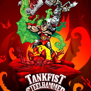 Tankfist Steelhammer IN HELL! by simonsherry