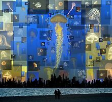 Our Jellyfish Sky by RichCaspian