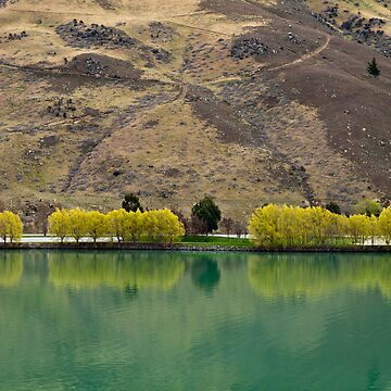 Clyde Dam - South Island - New Zealand by slim6y