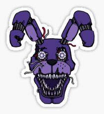 Five Nights at Freddy's - FNAF 4 - Nightmare Bonnie Sticker