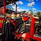 Ye Oldie Fire Engine, Henham Steam Rally by Simon Duckworth
