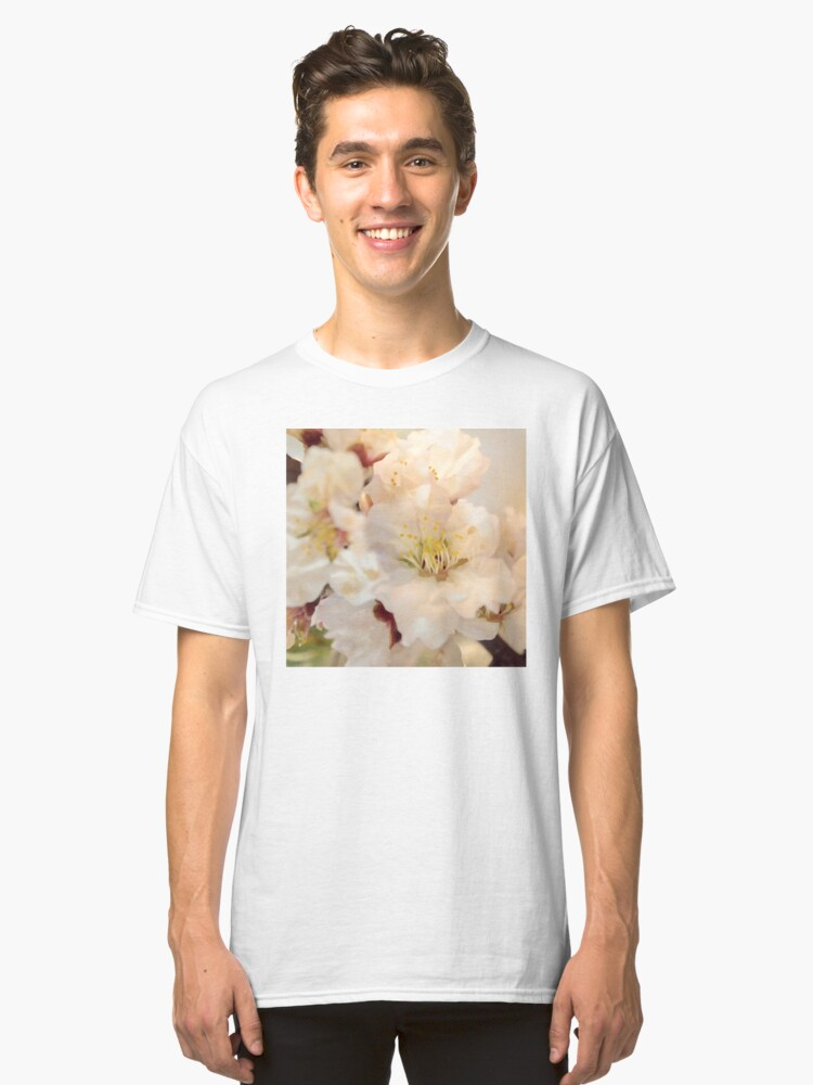 Blossoms  Classic T-Shirt Front