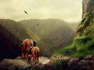 The Journey... by Carol Knudsen
