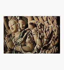 Buddhism Photographic Print