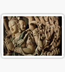 Buddhism Sticker