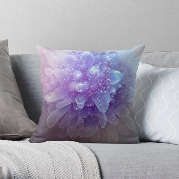 Jellyfish II Throw Pillow