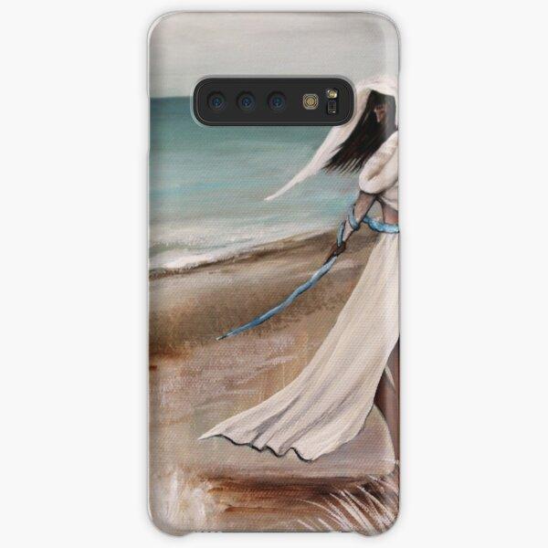 Seule au vent Coque rigide Samsung Galaxy