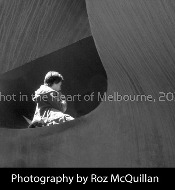 Photography by Roz McQuillan by Shot in the Heart of Melbourne, 2012