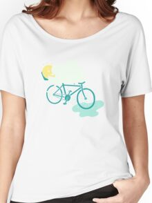 Weather Cycles Women's Relaxed Fit T-Shirt