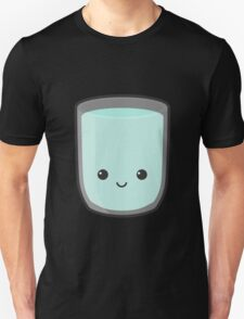 Cute Glass Of Water Unisex T-Shirt
