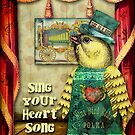 Heart Song by Debbie-Anne Parent