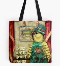Heart Song Tote Bag