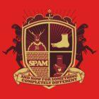 Monty Python Crest by Tom Trager