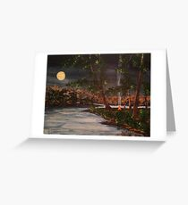 Picnic Point Summer Greeting Card