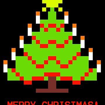 'Oh Christmas Tree' by PaperGoblin