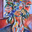 Still Life Bouquet by Reynaldo