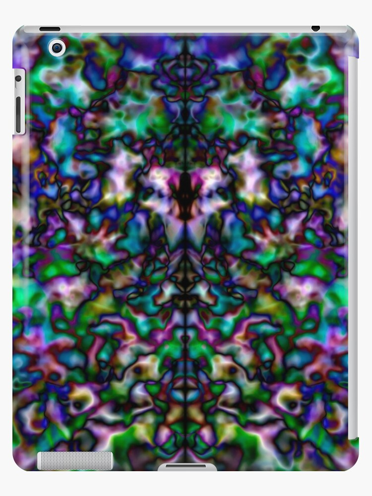 Colourful, groovy psychedelic kaleidoscope by steveball