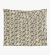 Abstract city buildings Wall Tapestry
