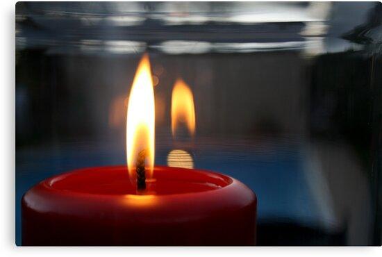 Flaming Wick by Doublea42