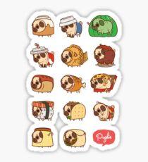 Puglie Food 1 Sticker