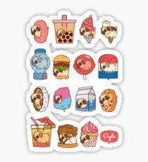 Puglie Food 3 Sticker