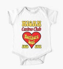 Wigan Casino Club Northern Soul Dancing Kids Clothes