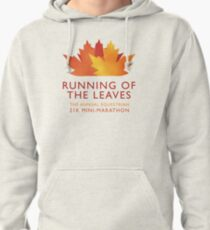 Running of the Leaves Pullover Hoodie