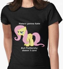 Fluttershy Haters gonna Hate T-Shirt