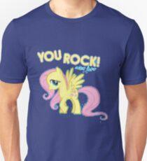 Fluttershy You rock T-Shirt