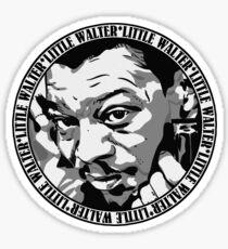 Little Walter Sticker