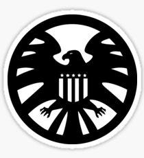 S.H.I.E.L.D. seal Sticker