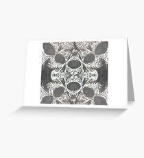 Perpetual  360 Head Elephantitus Greeting Card