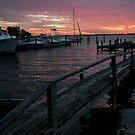 A Tilghman Island Sunrise by Yvonne Roberts