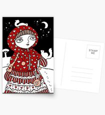 Lumi Oravia Postcards