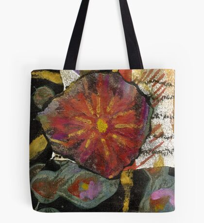 Red Affection Tote Bag