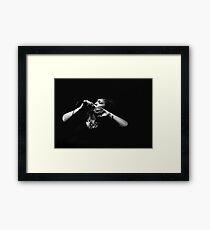 The Jazz Singer Framed Print