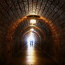 Light at the end of the tunnel by maysun