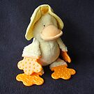 Yellow Duck by Wendy Dyer