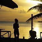 Tropical Greetings by Deidre Cripwell
