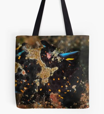 Painted Frogfish Tote Bag