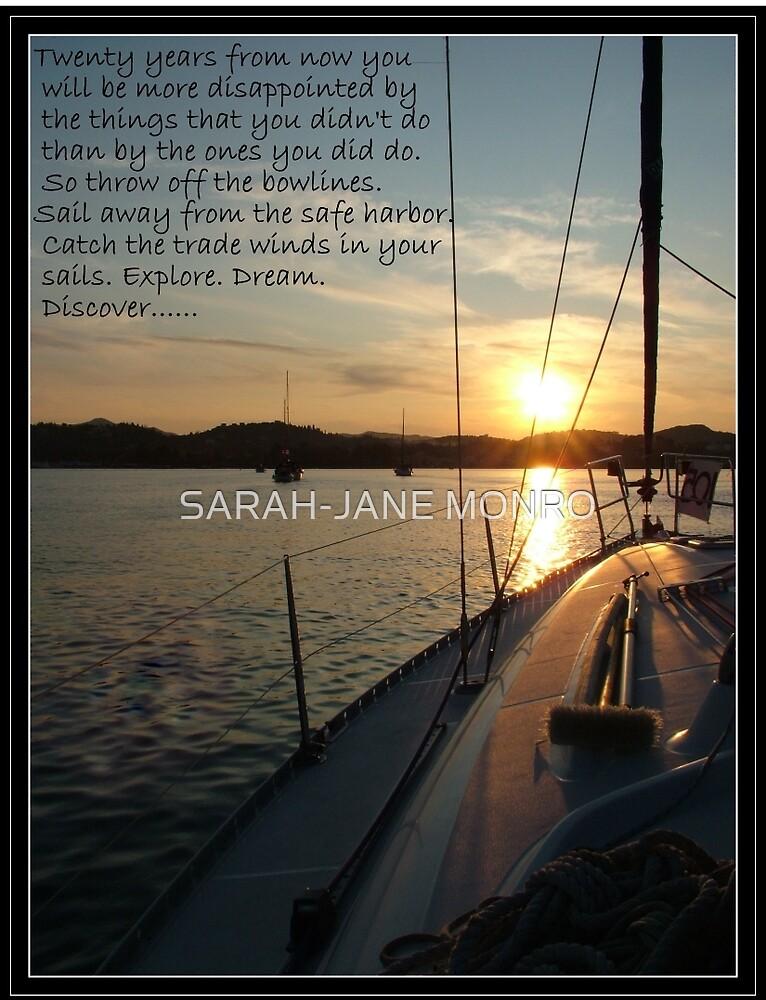 Discover.....Corfu by Sarah-jane Monro