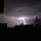 Stormy Night by Bruce Billing