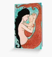 Wrapped In Love Greeting Card