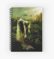 Ecstasy Spiral Notebook