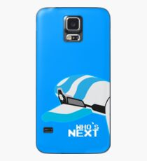 Who's NEXT? [White] Case/Skin for Samsung Galaxy