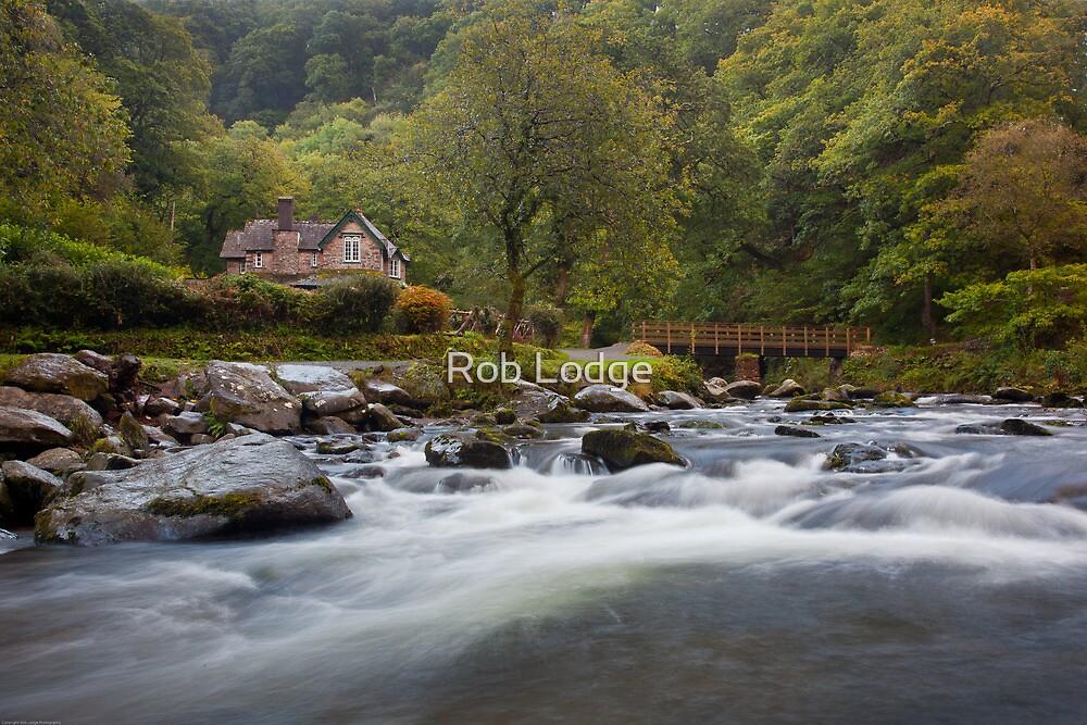 Watersmeet Hunting Lodge by Rob Lodge