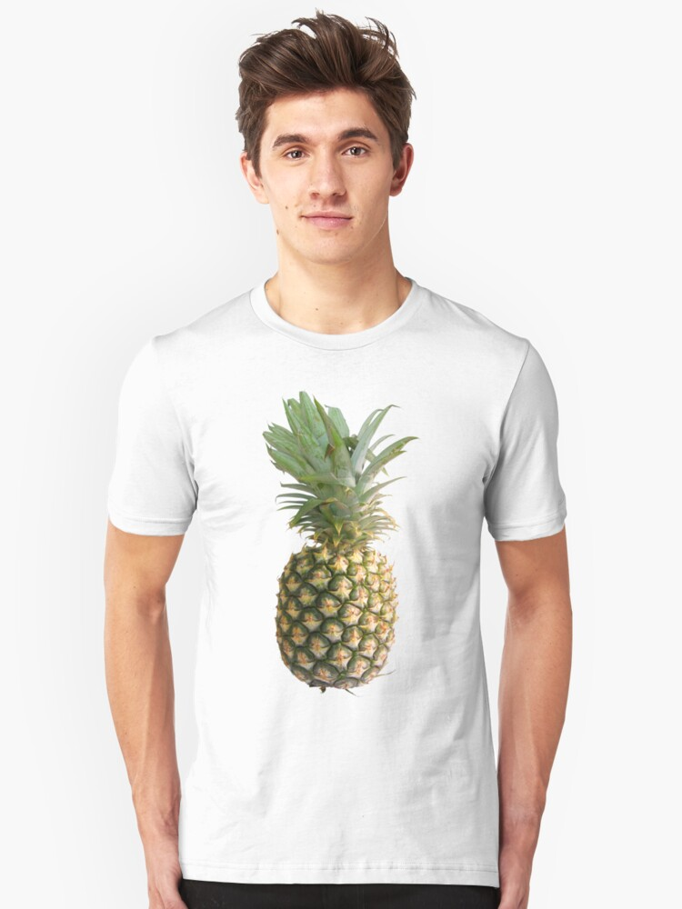 Pineapple Unisex T-Shirt Front
