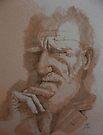 George Bernard Shaw by Ray-d