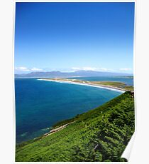 Kerry Coastline - Ireland Poster